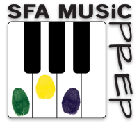 Music Prep graphic logo